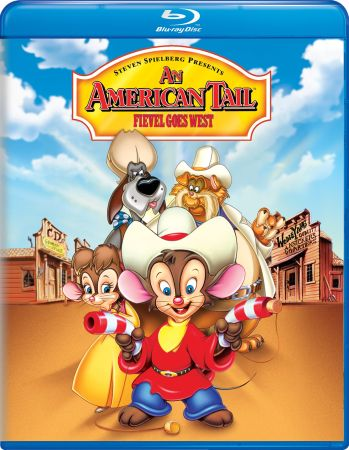 Американская история 2: Фивел едет на Запад / An American Tail: Fievel Goes West (1991) HDTVRip