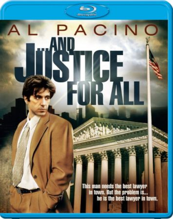 И правосудие для всех / ...And Justice for All (1979) BDRip