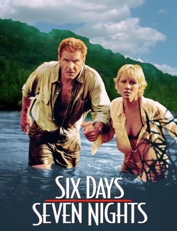 Шесть дней, семь ночей / Six Days, Seven Nights (1998) WEB-DLRip | WEB-DLRip 720p | WEB-DLRip 1080p