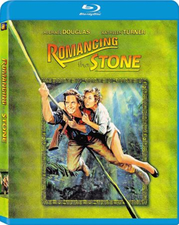 Роман с камнем / Romancing the Stone (1984) BDRip