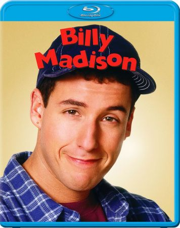 Билли Мэдисон / Billy Madison (1995) BDRip