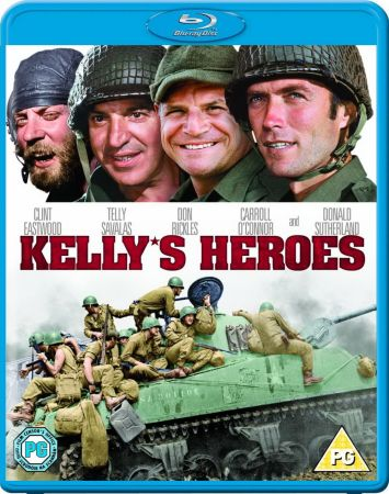 Герои Келли / Kelly's Heroes (1970) BDRip