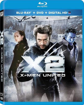 Люди Икс 2 / X2 / X-Men United (2003) BDRip | BDRip 720p | BDRip 1080p