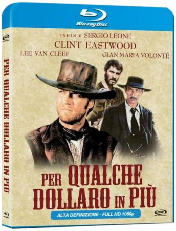 На несколько долларов больше / For A Few Dollars More / Per qualche dollaro in piu (1965) BDRip