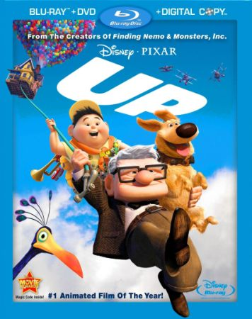 Вверх / Up (2009) BDRip