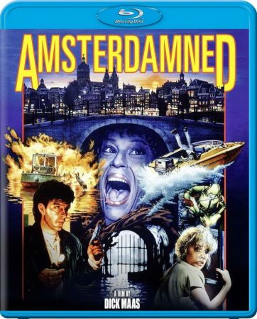 Амстердамский кошмар / Проклятый Амстердам / Amsterdamned (1988) BDRip