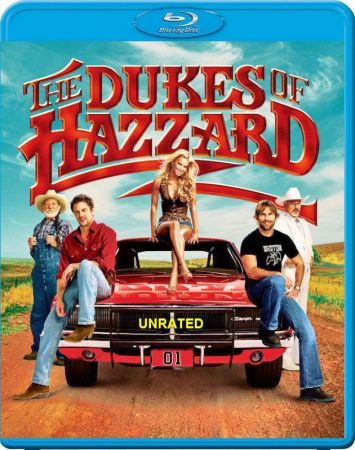 Придурки из Хаззарда [Расширенная версия] / The Dukes of Hazzard [Extended Cut] (2005) HD-DVDRip