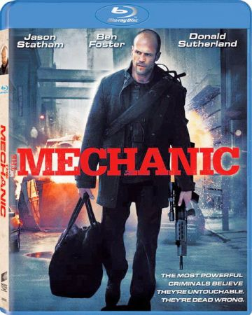 Механик / The Mechanic (2011) BDRip