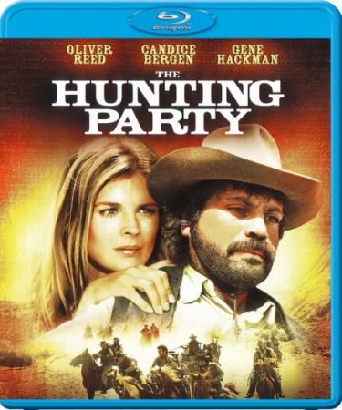 Охота / The Hunting Party (1971) BDRip