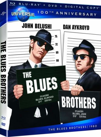 Братья Блюз [Расширенная версия] / The Blues Brothers [Extended Cut] (1980) BDRip
