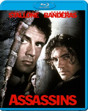 Наемные убийцы / Assassins (1995) BDRip | BDRip 720p | BDRip 1080p