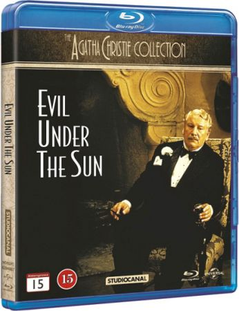Зло под солнцем / Evil Under the Sun (1982) BDRip | BDRip 720p | BDRip 1080p