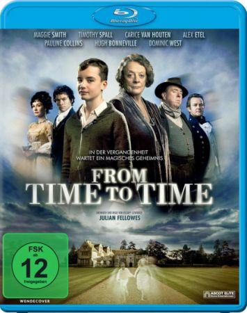 Из времени во время / From Time to Time (2009) НDRip | BDRip 720p