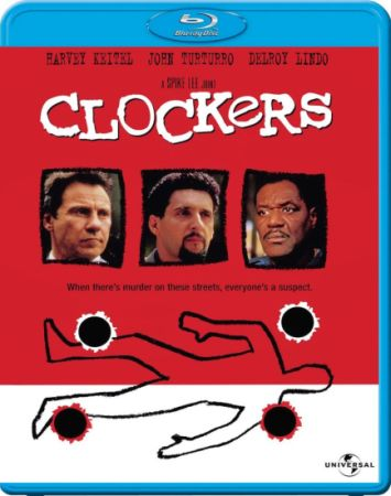 Толкачи / Clockers (1995) BDRip
