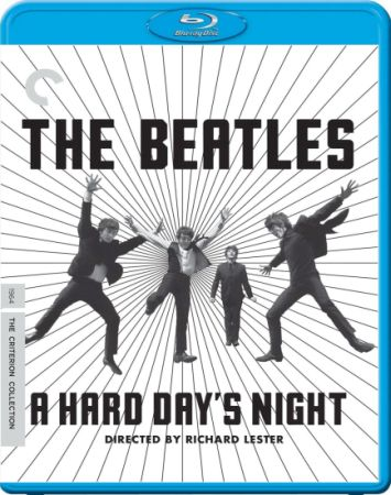 The Beatles: Вечер трудного дня / A Hard Day's Night [The Criterion Collection] (1964) BDRip
