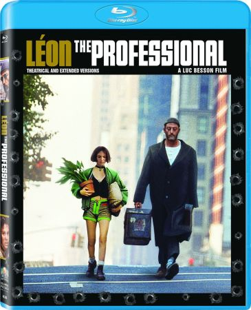 Леон / Леон: Профессионал [Tеатральная + Режиссерская версии] | Leon / Leon: The Professional [Theatrical + Directors Cut's] (1994) BDRip